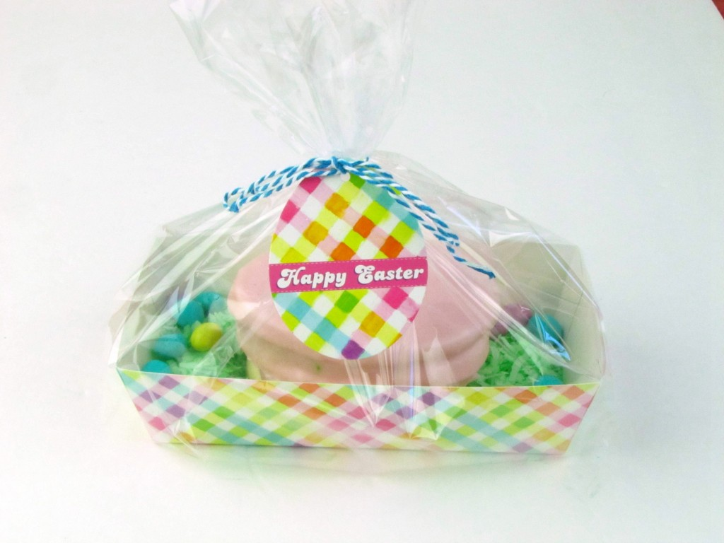 Surprise Easter Cookie Packaged for Gifting