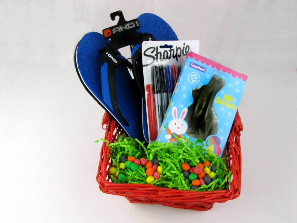 Build an easter basket at walmart for a teen frugal upstate teen boy easter basket negle Gallery
