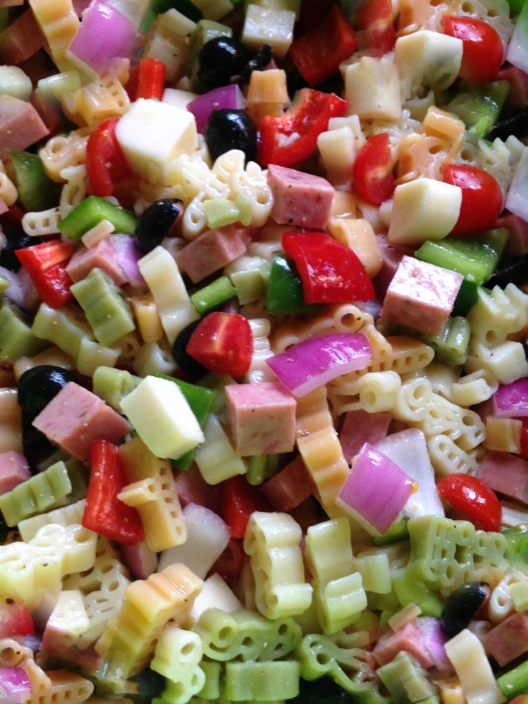 Easy Antipasta Salad