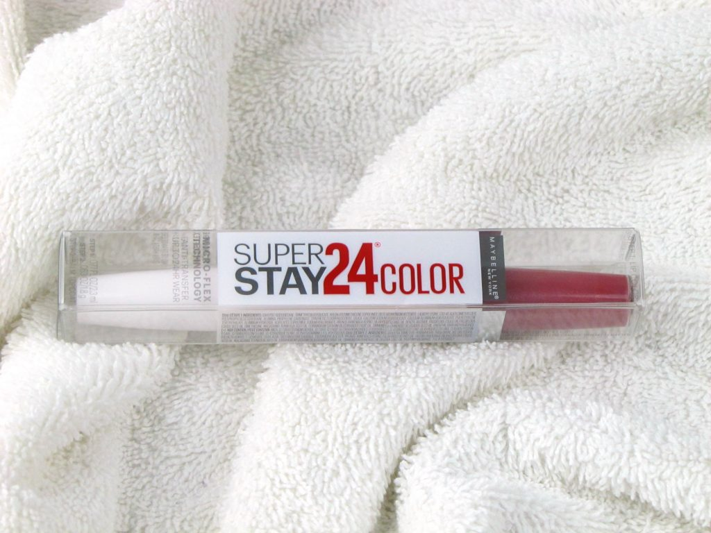 Super Stay Lipstick