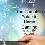 USDA Complete Guide to Home Canning — Free Resource Friday