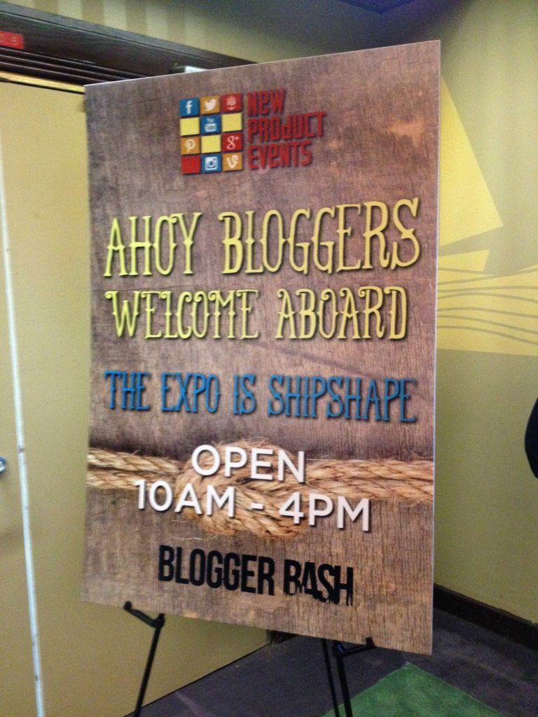 Welcome to the Blogger Bash Expo