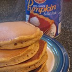 stack of frugal delicious pancakes