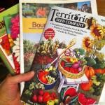 spring seeds territorial, bountiful gardens etc